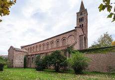 Basilica San Giovanni Evangelista in Ravenna Royalty Free Stock Photography