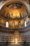 Basilica of San Giovanni in Laterano Royalty Free Stock Photography