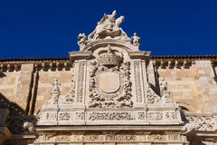 Basilica of San Isidoro Royalty Free Stock Image