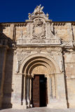 Basilica of San Isidoro Stock Images