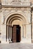 Basilica of San Isidoro Stock Photo