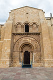 Basilica of San Isidoro. In Leon - Spain Royalty Free Stock Photography
