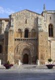 Basilica of San Isidro, León Royalty Free Stock Photo