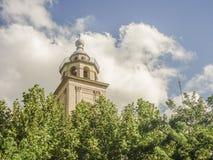 Basilica of San José de Mayo Cathedral Stock Photography