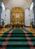 Basilica San Juan Capistrano di missione Fotografia Stock