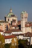 Basilica of San Lorenzo Stock Image