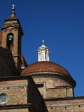 Basilica of San Lorenzo It. Stock Image