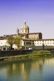 Basilica of San Lorenzo Royalty Free Stock Photo
