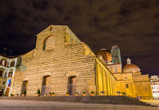 Basilica of San Lorenzo in Florence Royalty Free Stock Photography