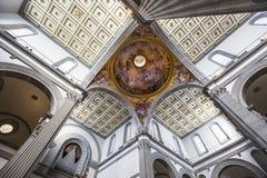 Basilica San Lorenzo, Florence, Italy Royalty Free Stock Photography