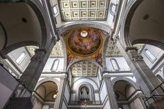 Basilica San Lorenzo, Florence, Italy Royalty Free Stock Image