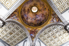 Basilica San Lorenzo, Florence, Italy Royalty Free Stock Photos