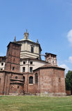 Basilica of San Lorenzo - Milan Italy Royalty Free Stock Photography