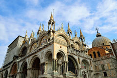 Basilica San Marco Royalty Free Stock Photos