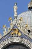 Basilica San Marco Royalty Free Stock Photography