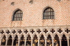 The Basilica of San Marco in St. Marks square in Venice, Italy Royalty Free Stock Images