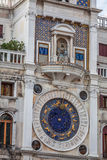 The Basilica of San Marco in St. Marks square in Venice, Italy Royalty Free Stock Image