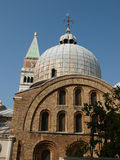 The Basilica San Marco in Venice Royalty Free Stock Photos