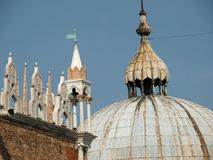 Basilica San Marco in Venice Stock Images