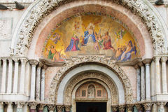 Basilica of San Marco, Venice Royalty Free Stock Photography