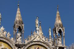 Basilica San Marco in Venice, Italy Stock Image