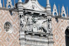 Basilica San Marco in Venice, Italy Royalty Free Stock Image