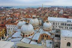 Basilica of San Marco, Venice Stock Photography