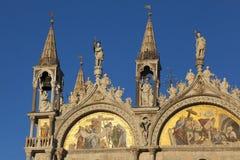 Basilica San Marco, Venice Stock Photo