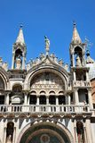 Basilica San Marco in Venice Royalty Free Stock Image