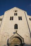 Basilica of san nicola, bari Stock Photo