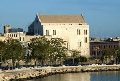 Basilica of San Nicola in Bari Stock Photography