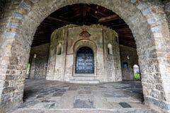 Basilica San Pietro al Monte Royalty Free Stock Photo