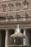 Basilica of San Pietro in Rome Stock Image