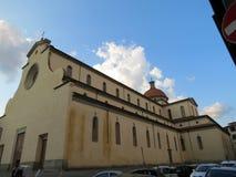 Basilica San Spirito stock photo