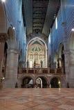 basilica san verona zeno Royaltyfria Bilder