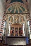 Basilica of San Zeno Verona Stock Image