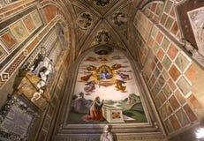 Basilica of Santa Croce, Florence, Italy Royalty Free Stock Images