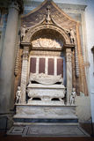 Basilica Santa Croce in Florence. Royalty Free Stock Images