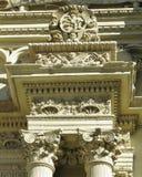 Basilica Santa Croce in Lecce in Italy Royalty Free Stock Photo