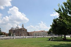 Basilica of Santa Justina, Padua Stock Photography