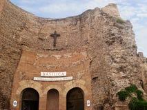 Basilica Santa Maria Andzheli Fotografia Stock Libera da Diritti