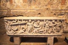 Basilica Santa Maria Antiqua Royalty Free Stock Photography