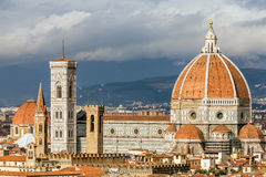 Basilica Santa Maria Del Fiore, Florence Stock Images