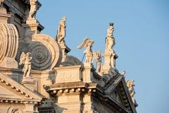 Basilica Santa Maria della Salute Royalty Free Stock Images
