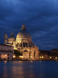 Basilica Santa Maria della Salute Royalty Free Stock Photo