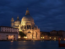 Basilica Santa Maria della Salute Royalty Free Stock Image