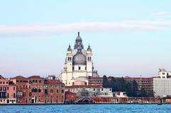 Basilica of Santa Maria della Salute Royalty Free Stock Images