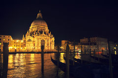 Basilica of Santa Maria della Salute Stock Photos