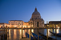 Basilica of Santa Maria della Salute Royalty Free Stock Photography