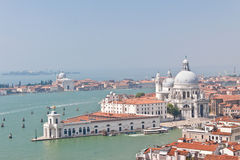 Basilica Santa Maria della Salute Royalty Free Stock Photos
